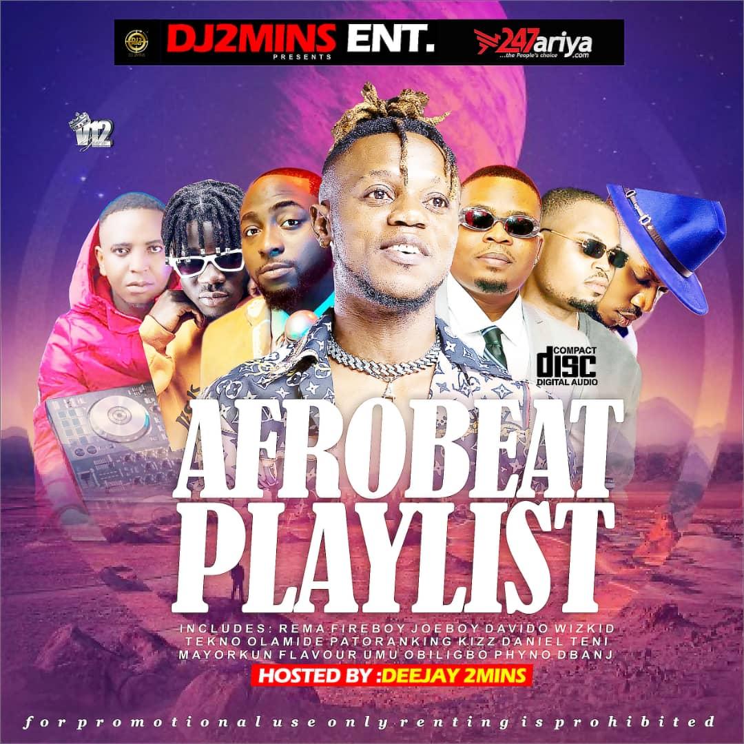 Afrobeat Playlist Mix