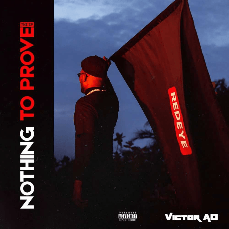 Victor AD – Nothing to Prove (EP)
