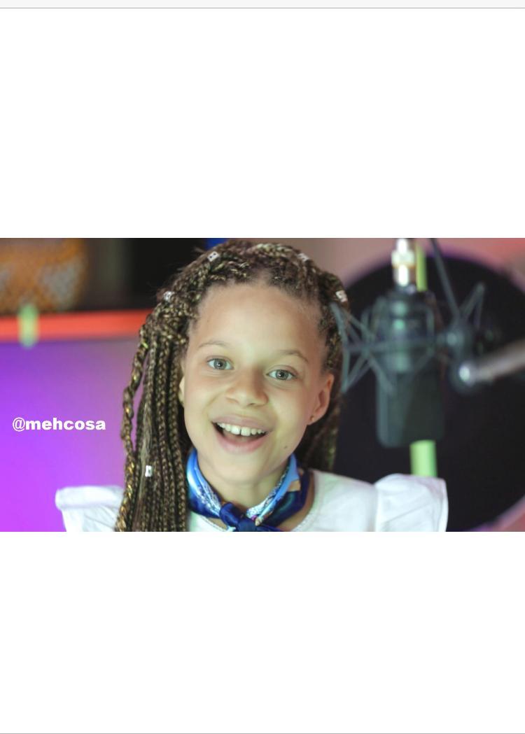Next Afro Pop Child Star