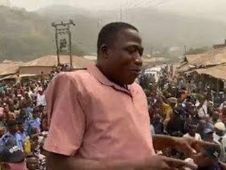 Court Orders FG To Pay N20 Billion To Sunday Igboho