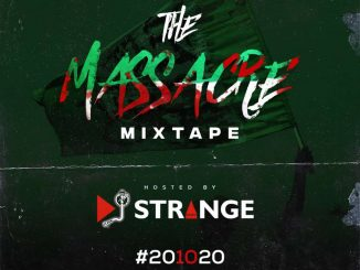 DJ Strange - The Massacre Mix