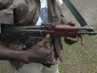Gunmen Kidnapped Three Worshippers