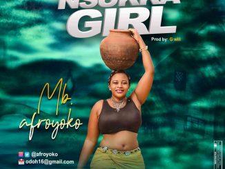 MB Afroyoko - Nsukka Girl