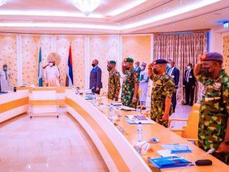 Nothing Must Stop Anambra Governorship Election - Buhari