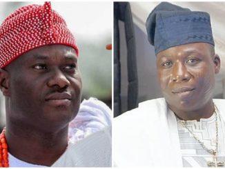 Ooni Of Ife To Sunday Igboho