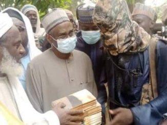Sheikh Gumi Cries Out To Buhari